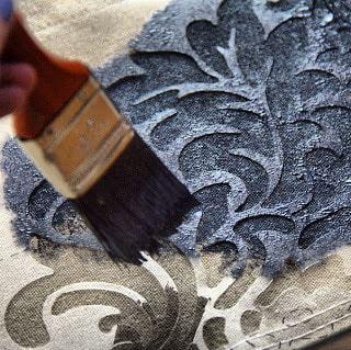 dropcloth rug