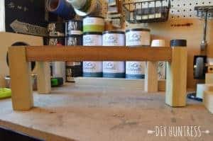 DIYHuntressDogBowlStand-13