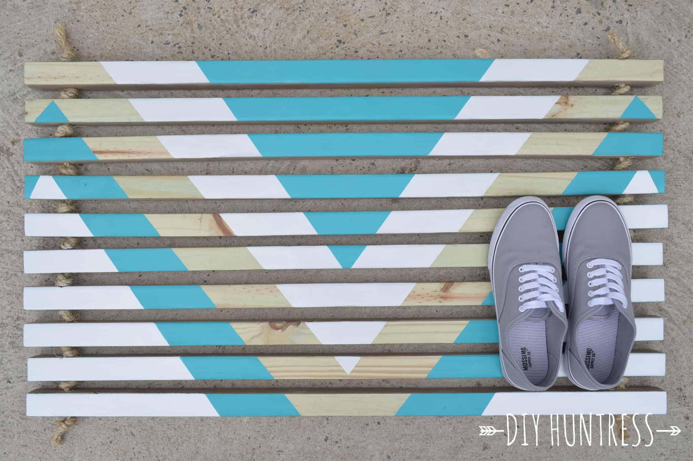 DIY_Huntress_Doormat_Home_Depot-15