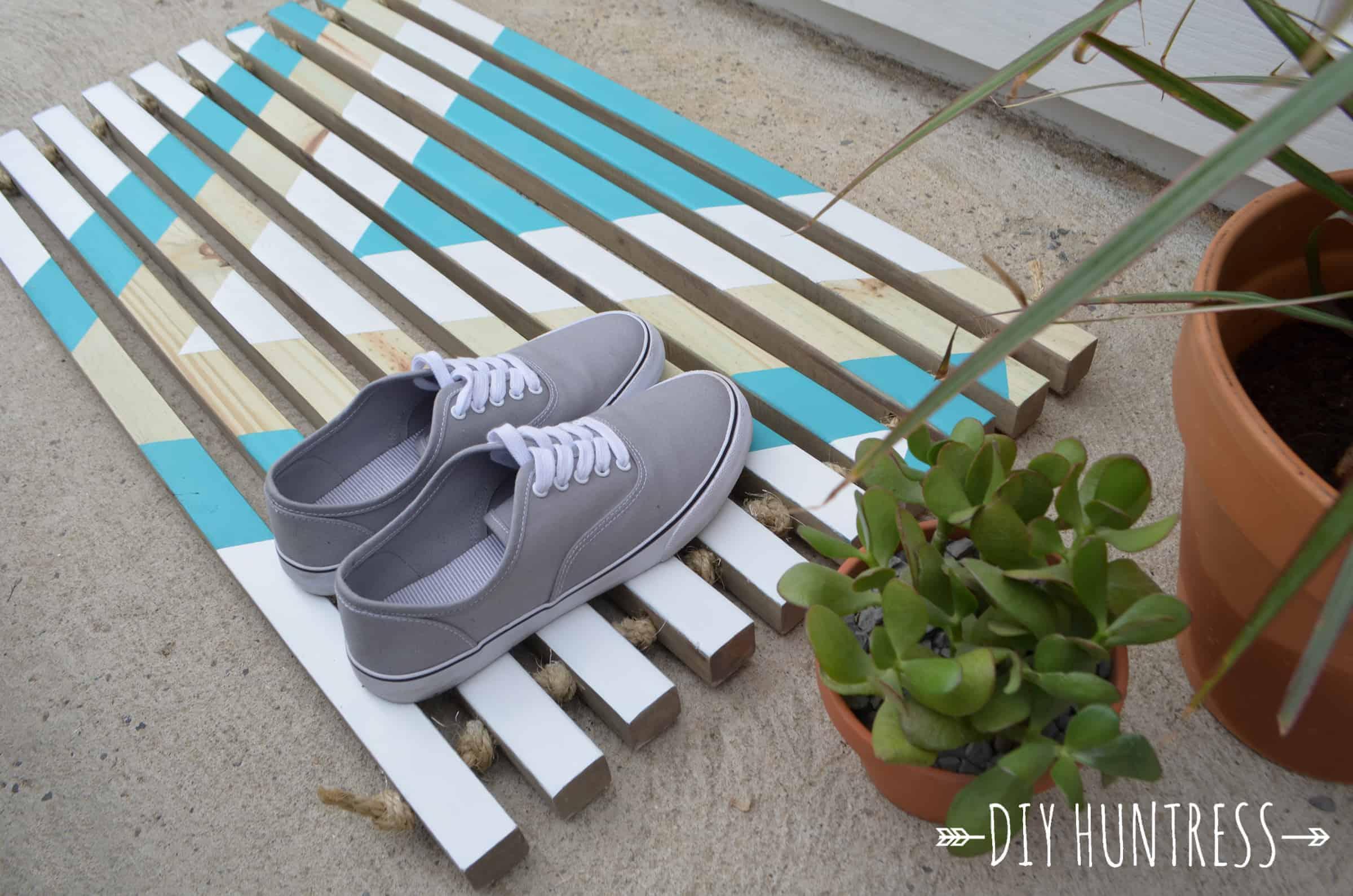 DIY_Huntress_Doormat_Home_Depot-19