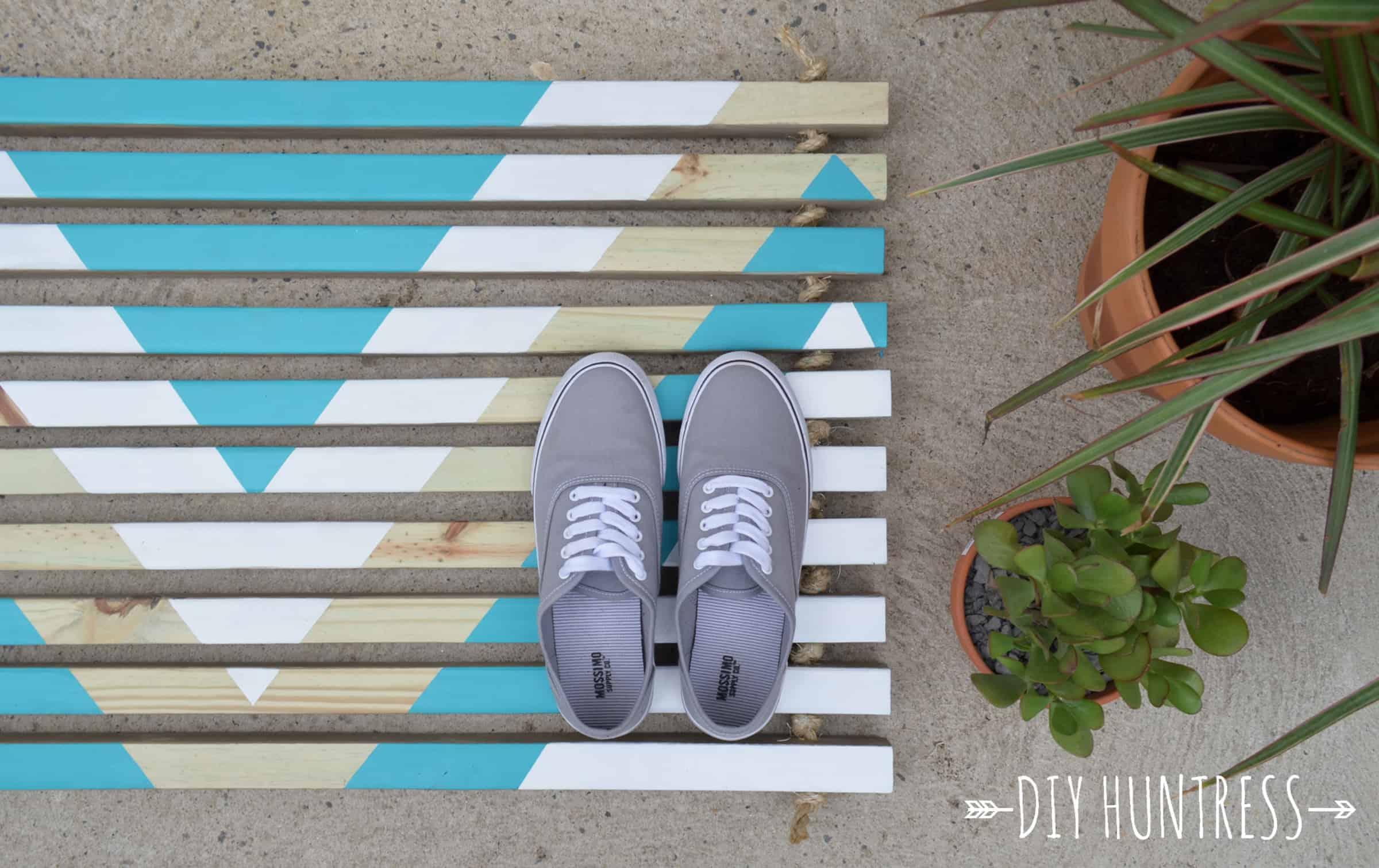 DIY_Huntress_Doormat_Home_Depot copy