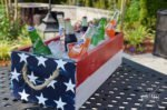 DIY Patriotic Cooler