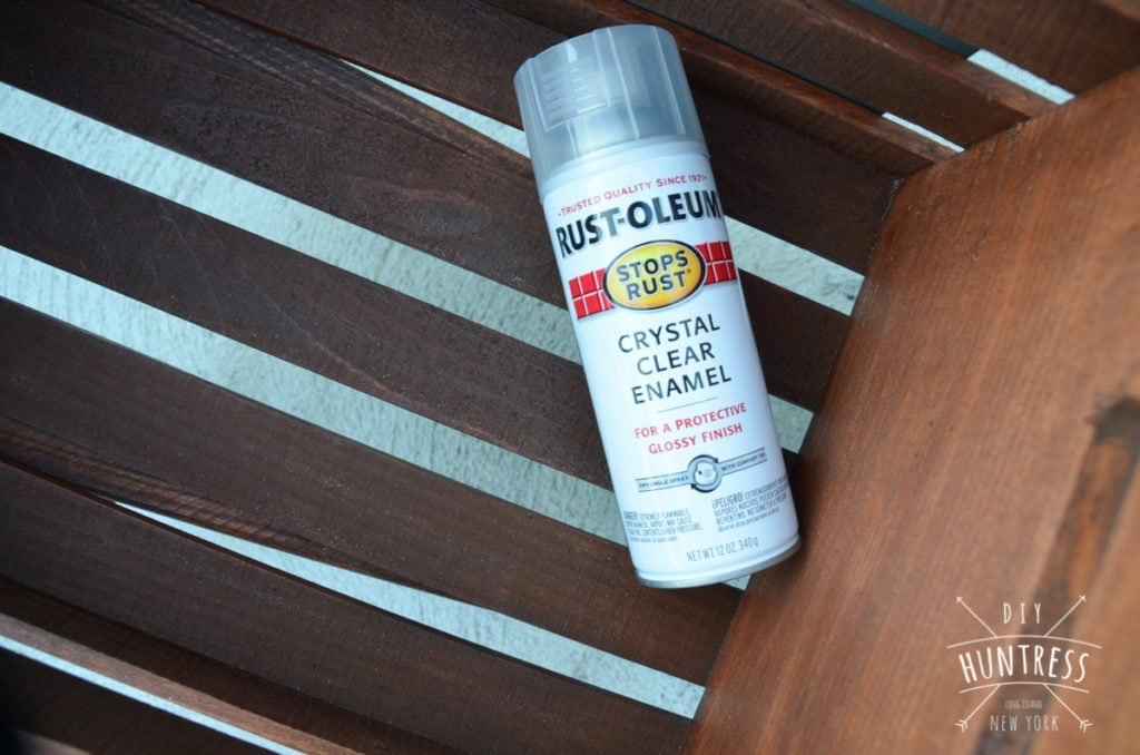 how to seal outdoor furniture