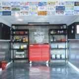 Rustoleum Rock Solid Retreat: Dad's Garage Makeover