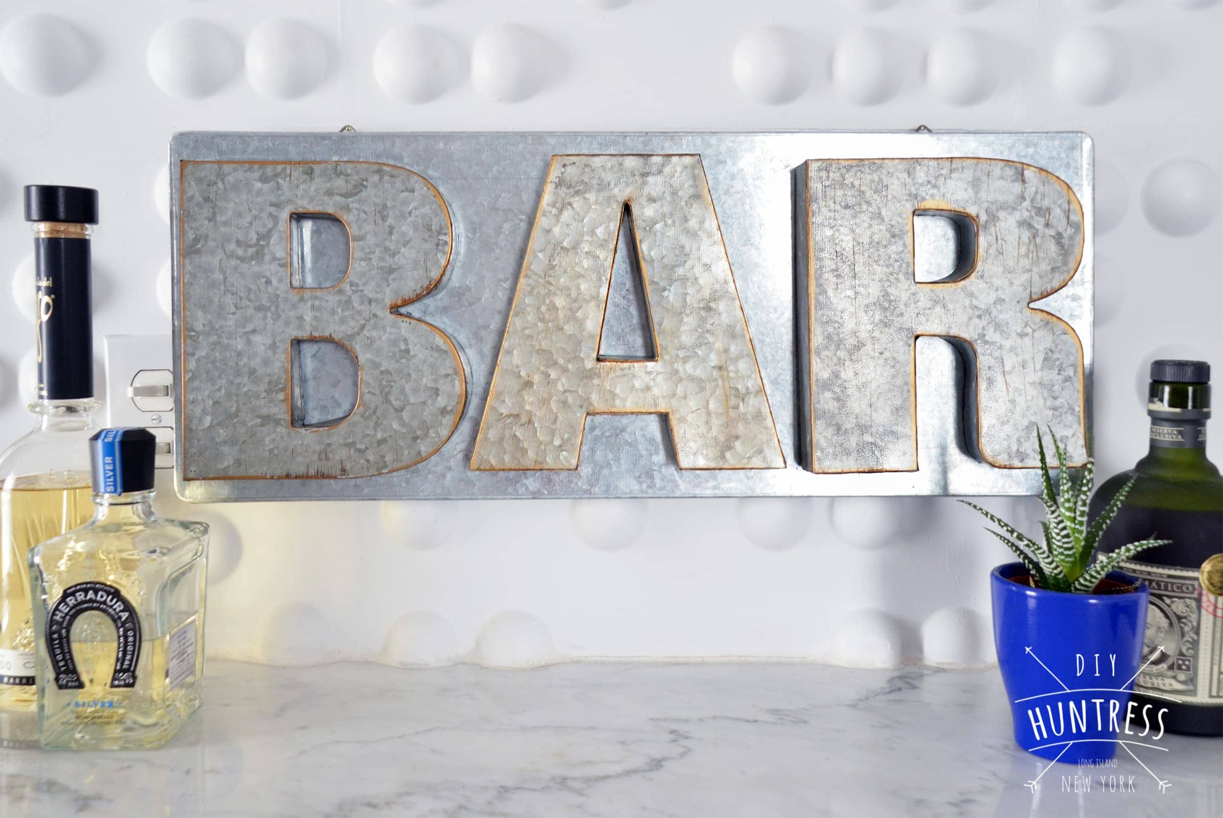 bar decorations