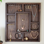 Home Depot DIH Workshop: DIY Wooden Jewelry Holder