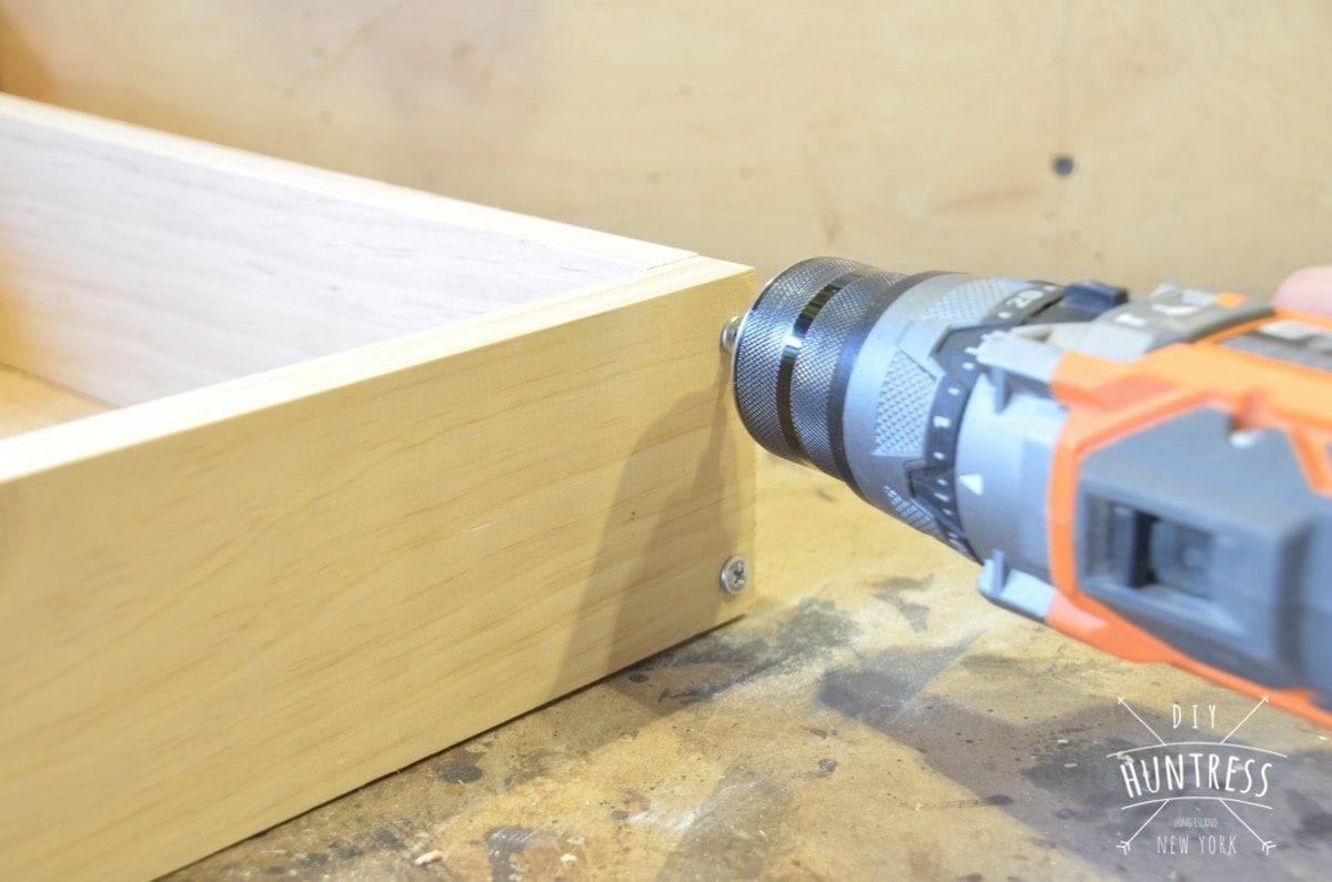 how to make concrete form