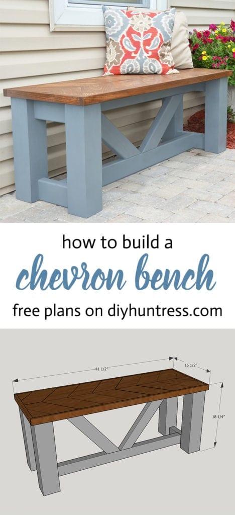 pinterest wooden bench ideas