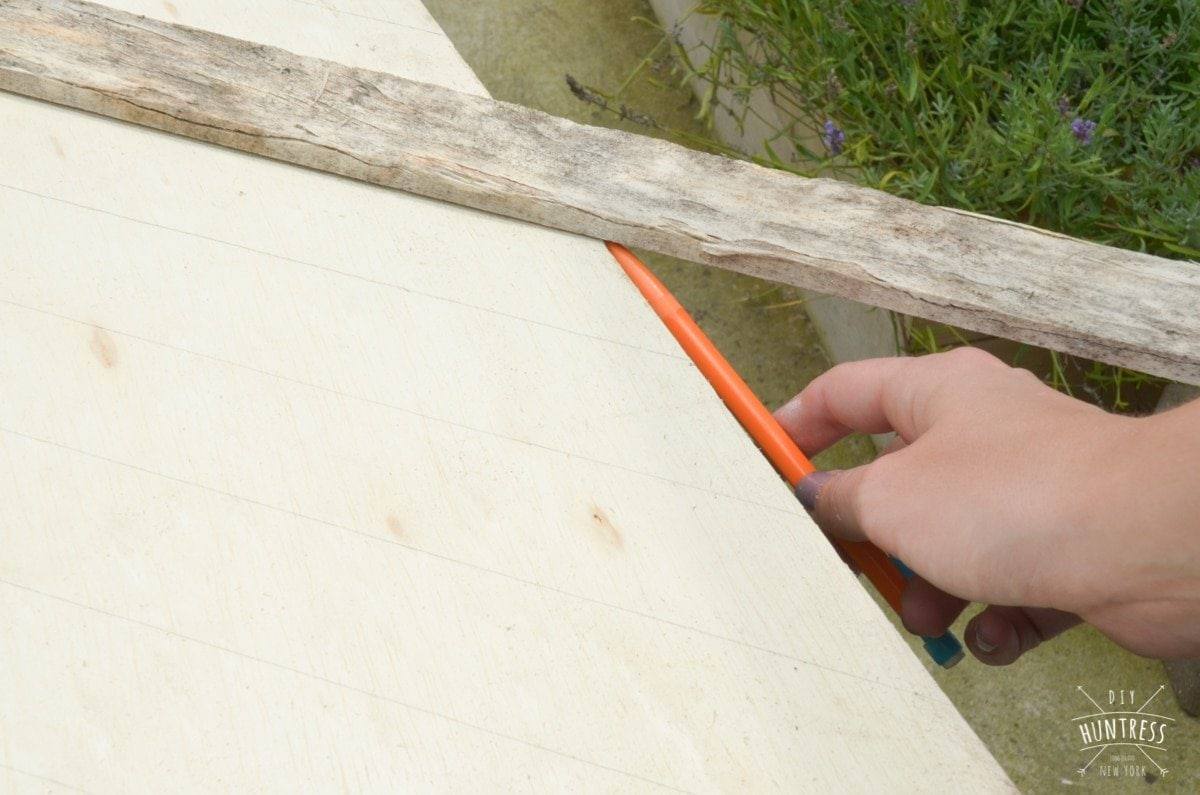 how to cut lath wood
