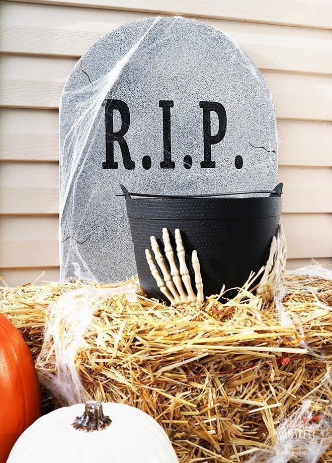 Halloween Decoration Tombstone