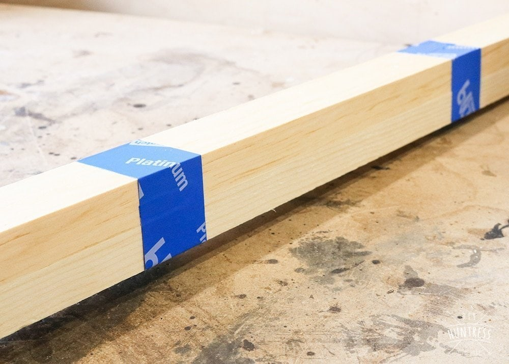 how to make a west elm blanket ladder diy