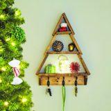 Home Depot DIY Workshop: Holiday Tree Shelf