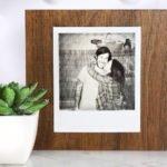 DIY Easy Wooden Frame