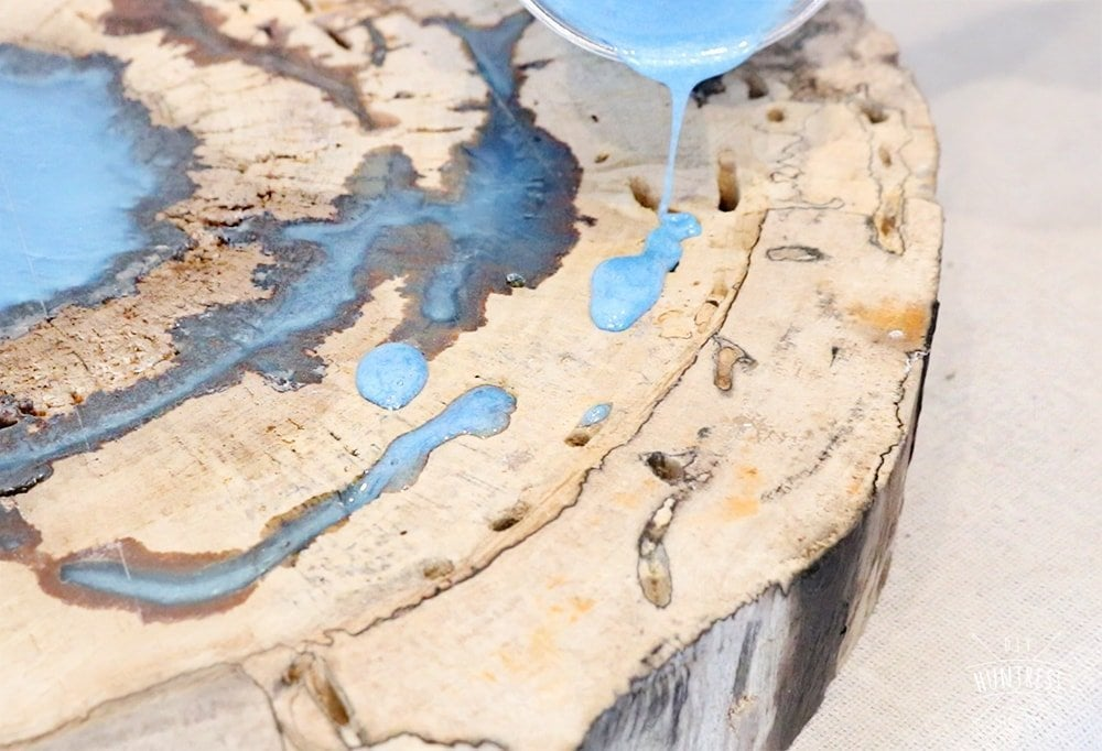 ... Live Edge Table How To Make A Resin Table ...