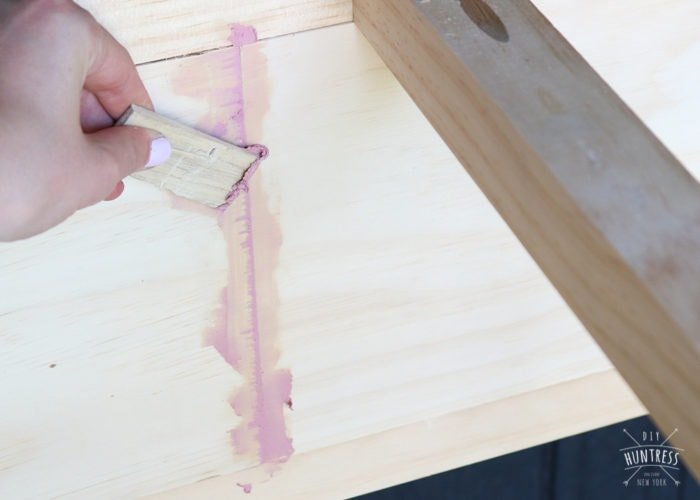 how to patch wood