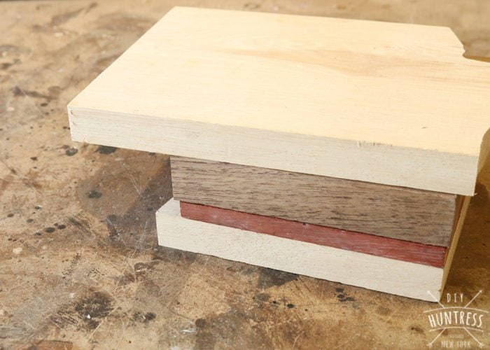 wood offcut project