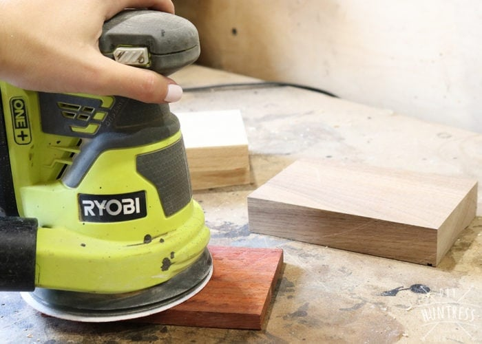how to level wood without a planer