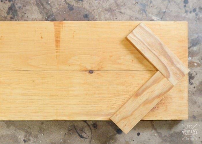 how to herringbone wood