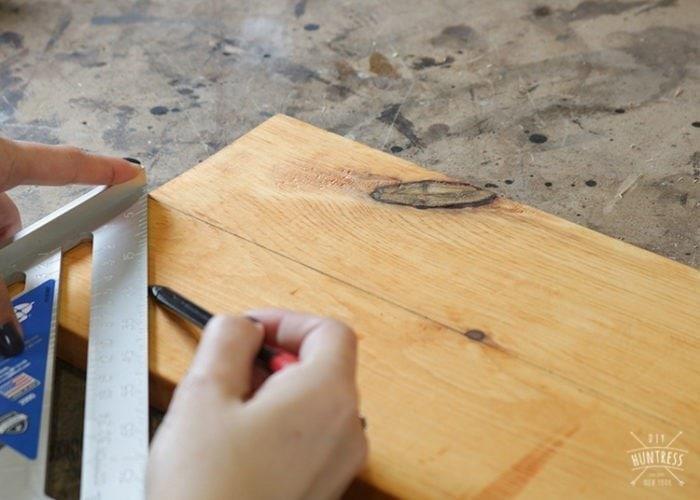 how to make herringbone