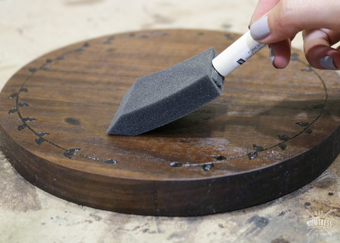 how to seal wood food safe