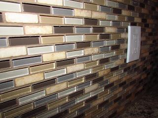 how to add tiles to kitchen