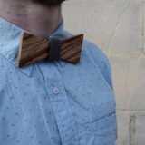 DIY Wooden Bow Ties