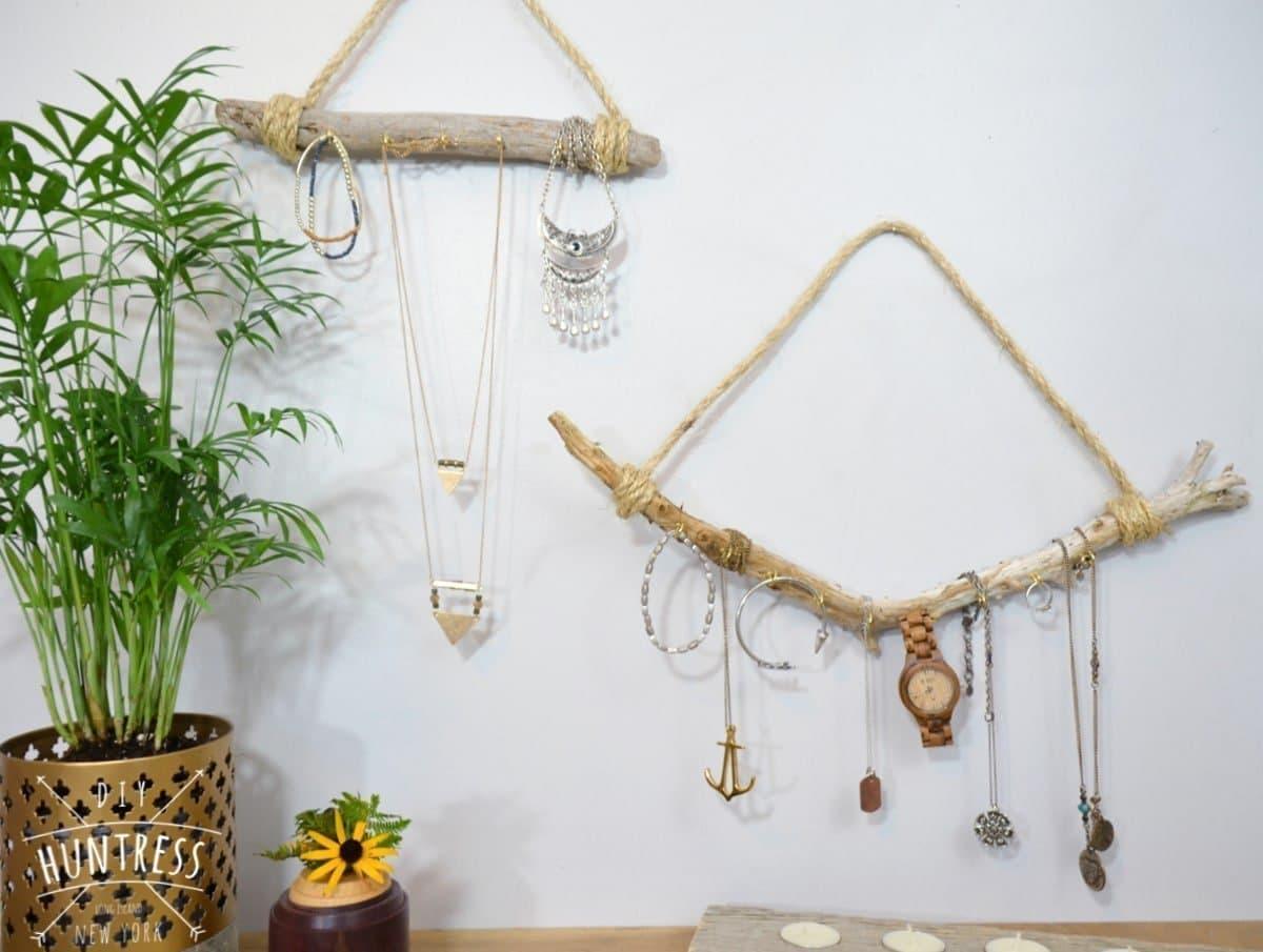 diy custom necklace holder