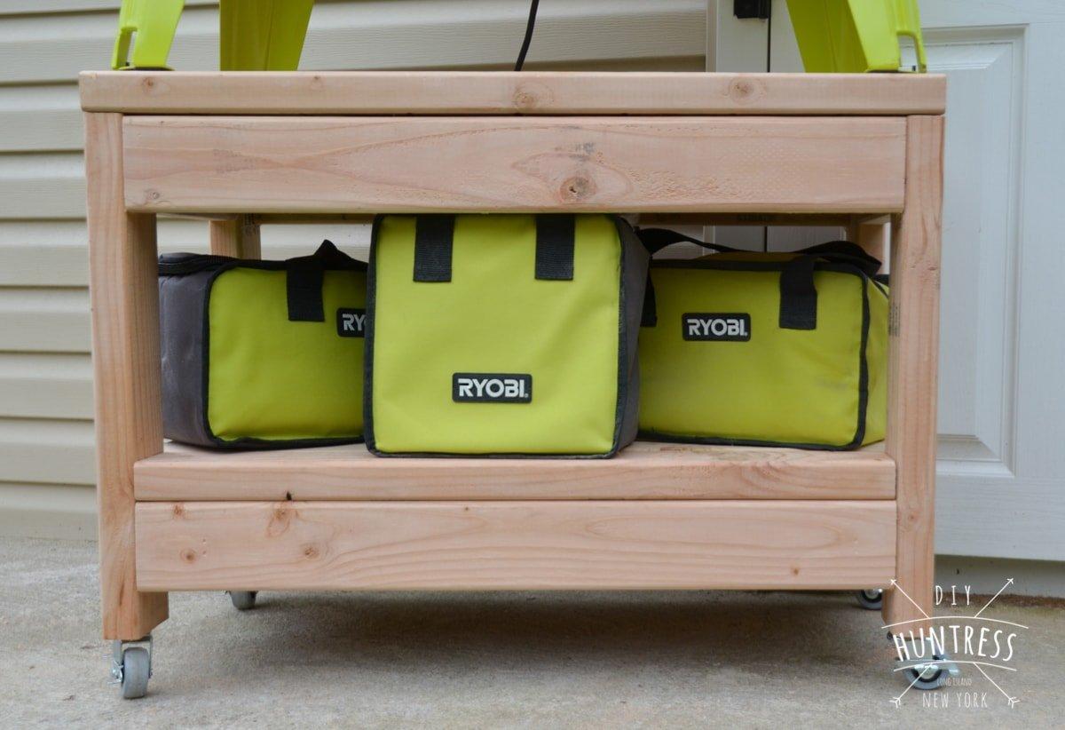 build a custom workbench