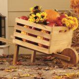 Home Depot DIH Workshop Announcement: Wooden Wheelbarrow