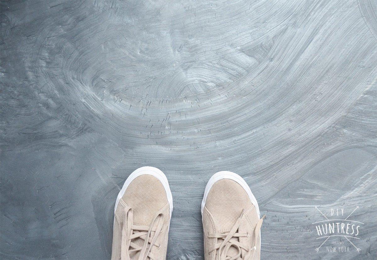 rustoleum garage floor