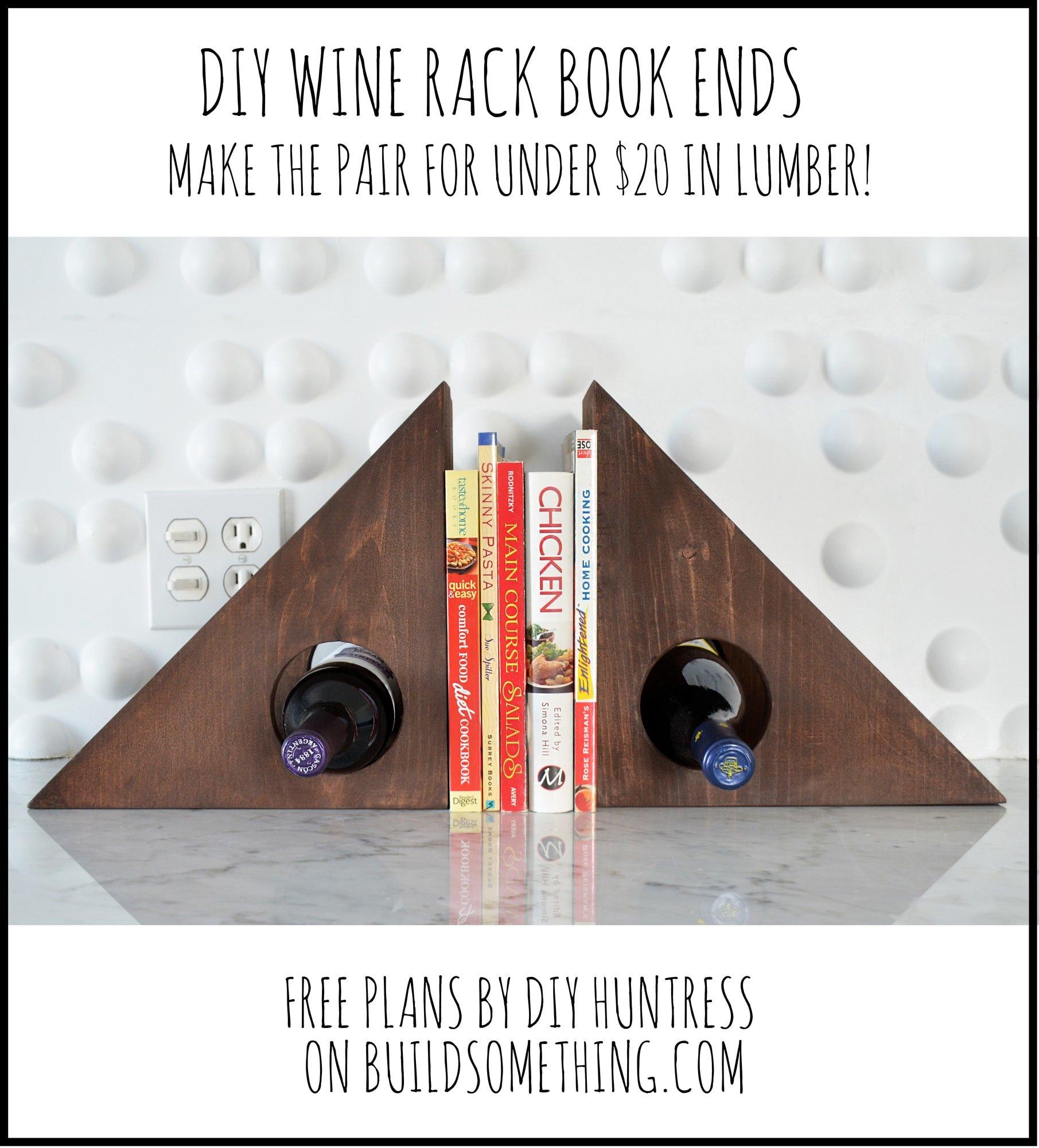 woodworking plans wine rack