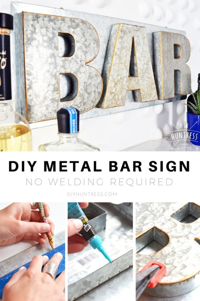 pinterest bar sign