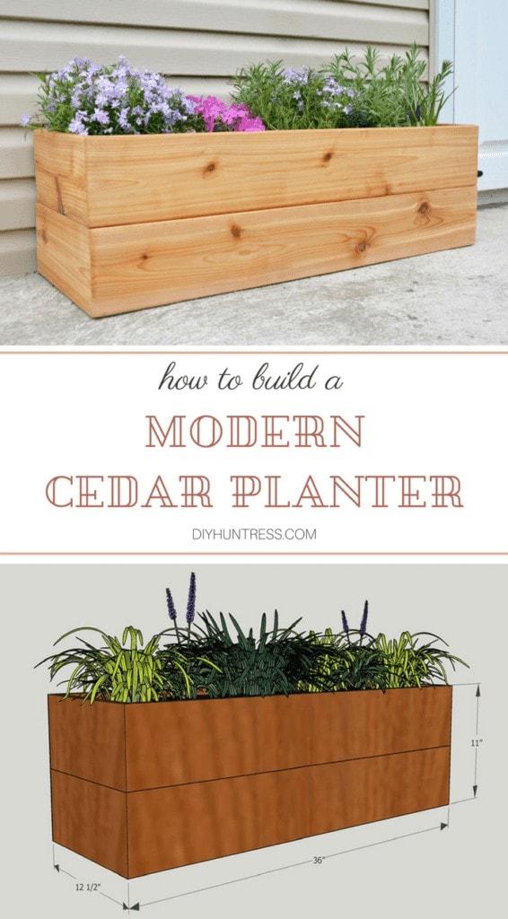 planter ideas pinterest