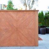 DIY Wooden Outdoor Bar