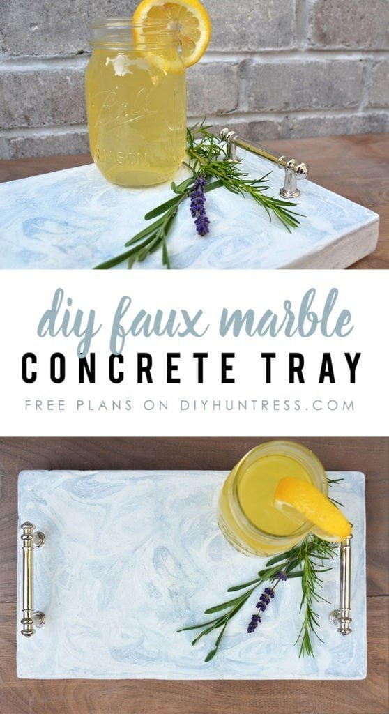 pinterest marble tray