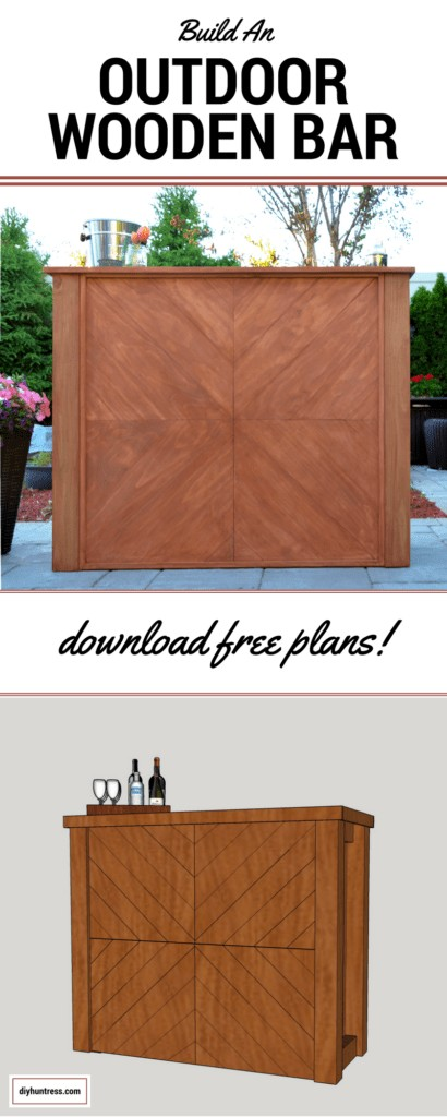 backyard bar pinterest