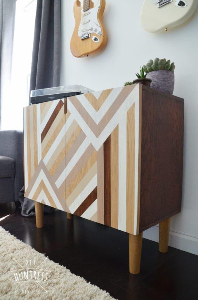 simple modern cabinet