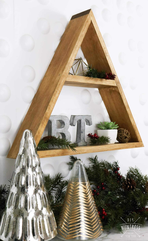 holiday shelf