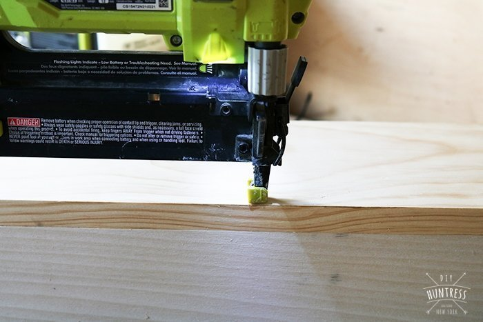 How to attach miters