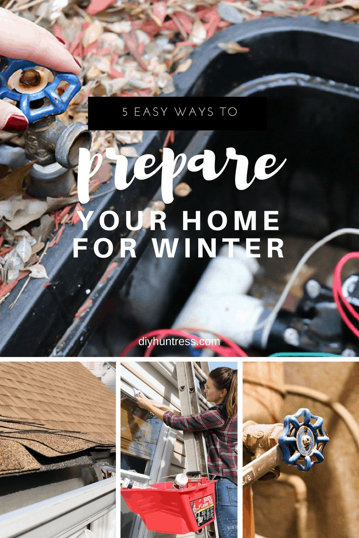 How To Prepare For Winter Pin