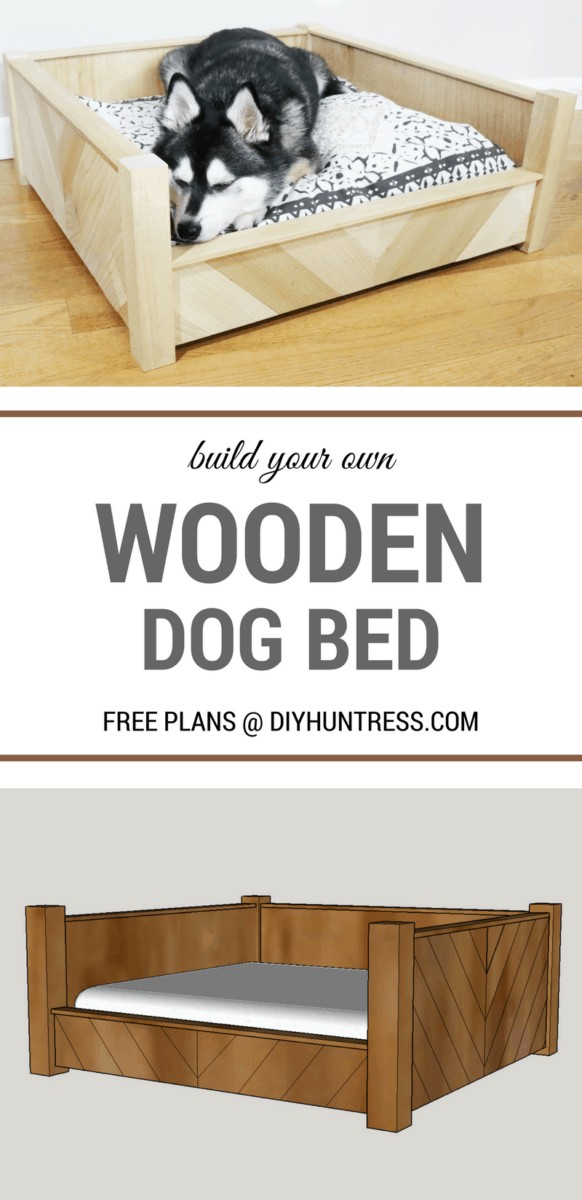 PINTEREST DOG BED