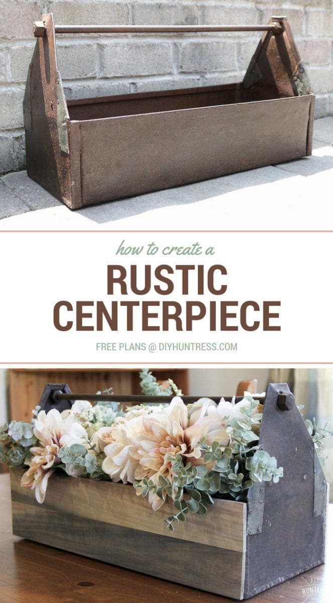 pinterest rustic wedding centerpiece