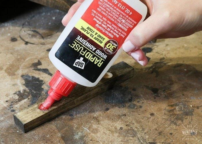 rapid fuse wood adhesive
