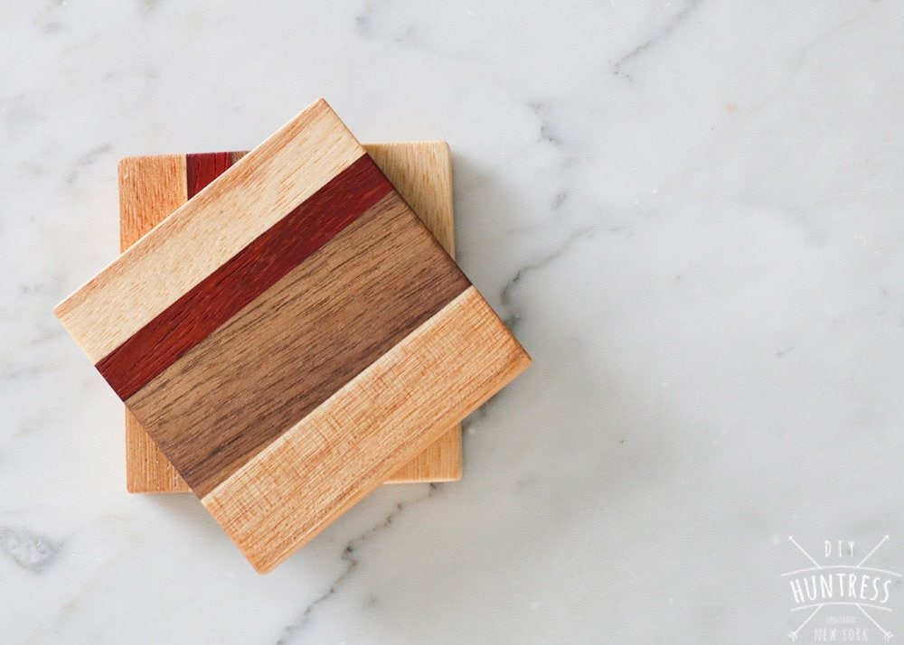 How To Make Wood Coasters