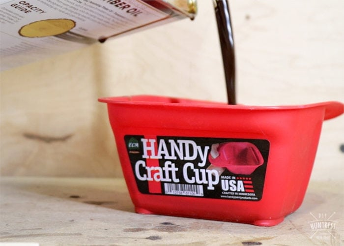 handy craft cup