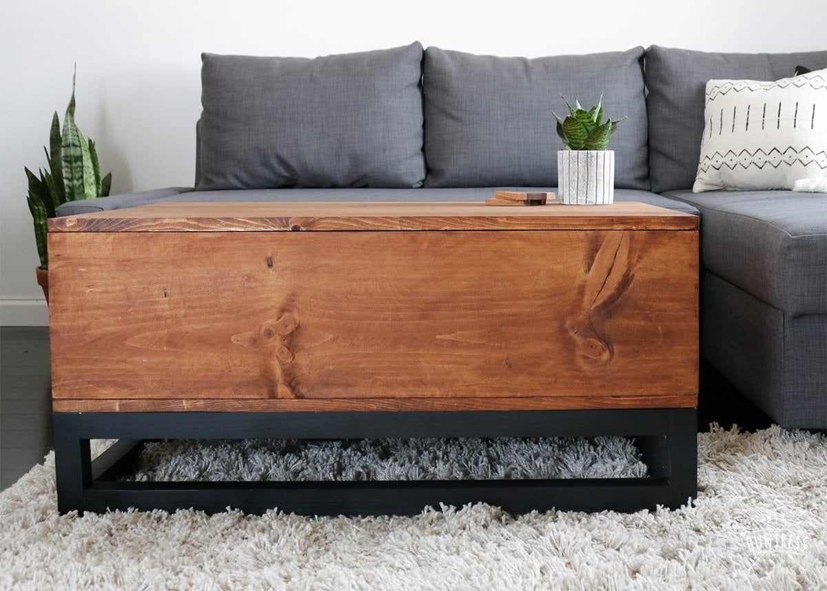 storage table for living room