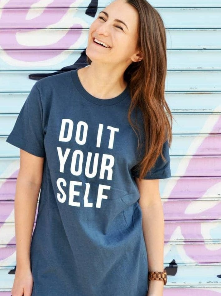 do it yourself gift shirt