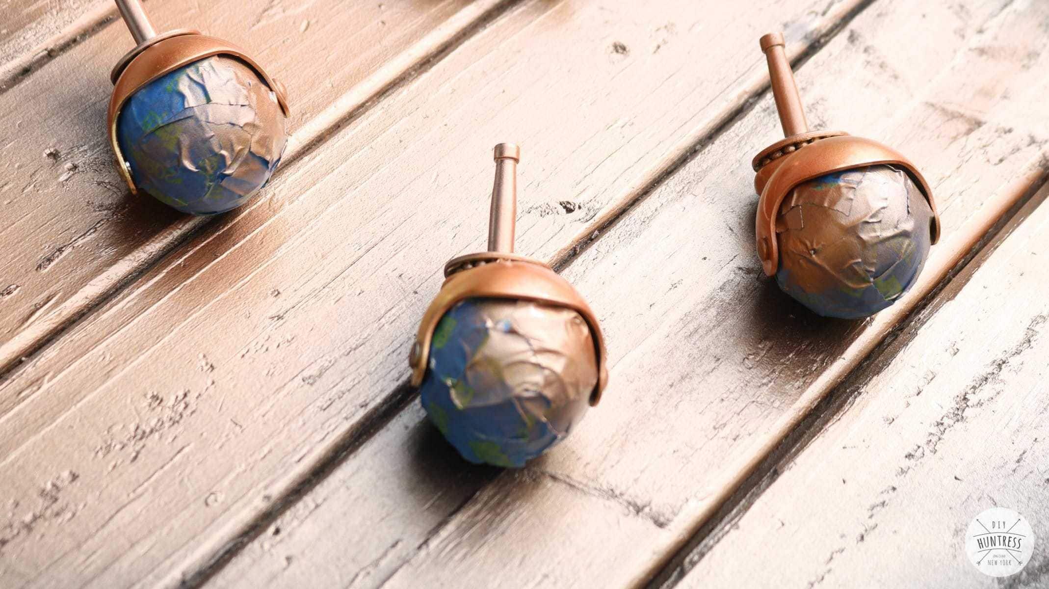copper castors