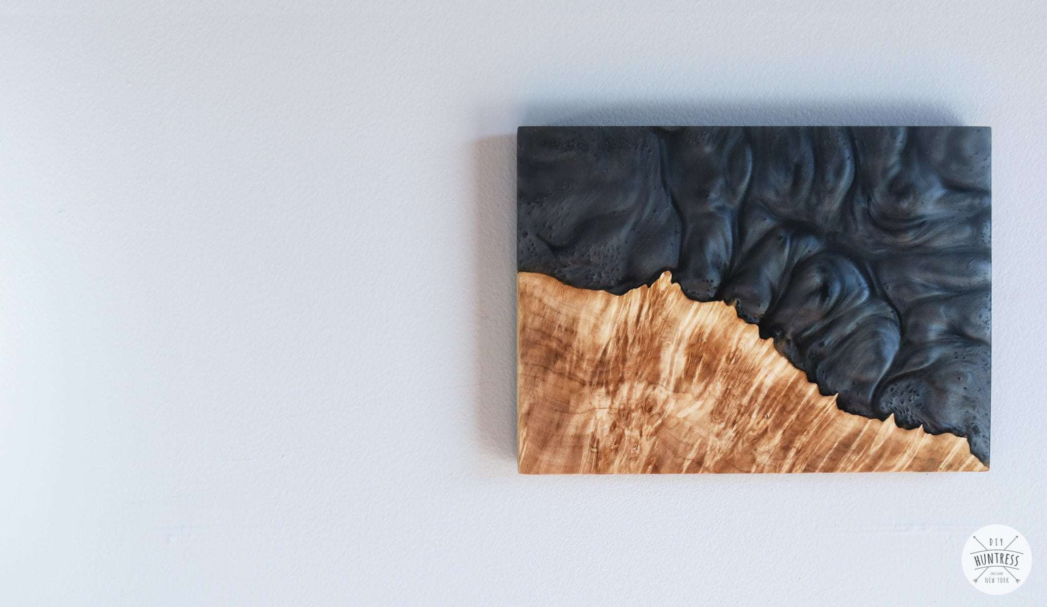 epoxy resin wood art