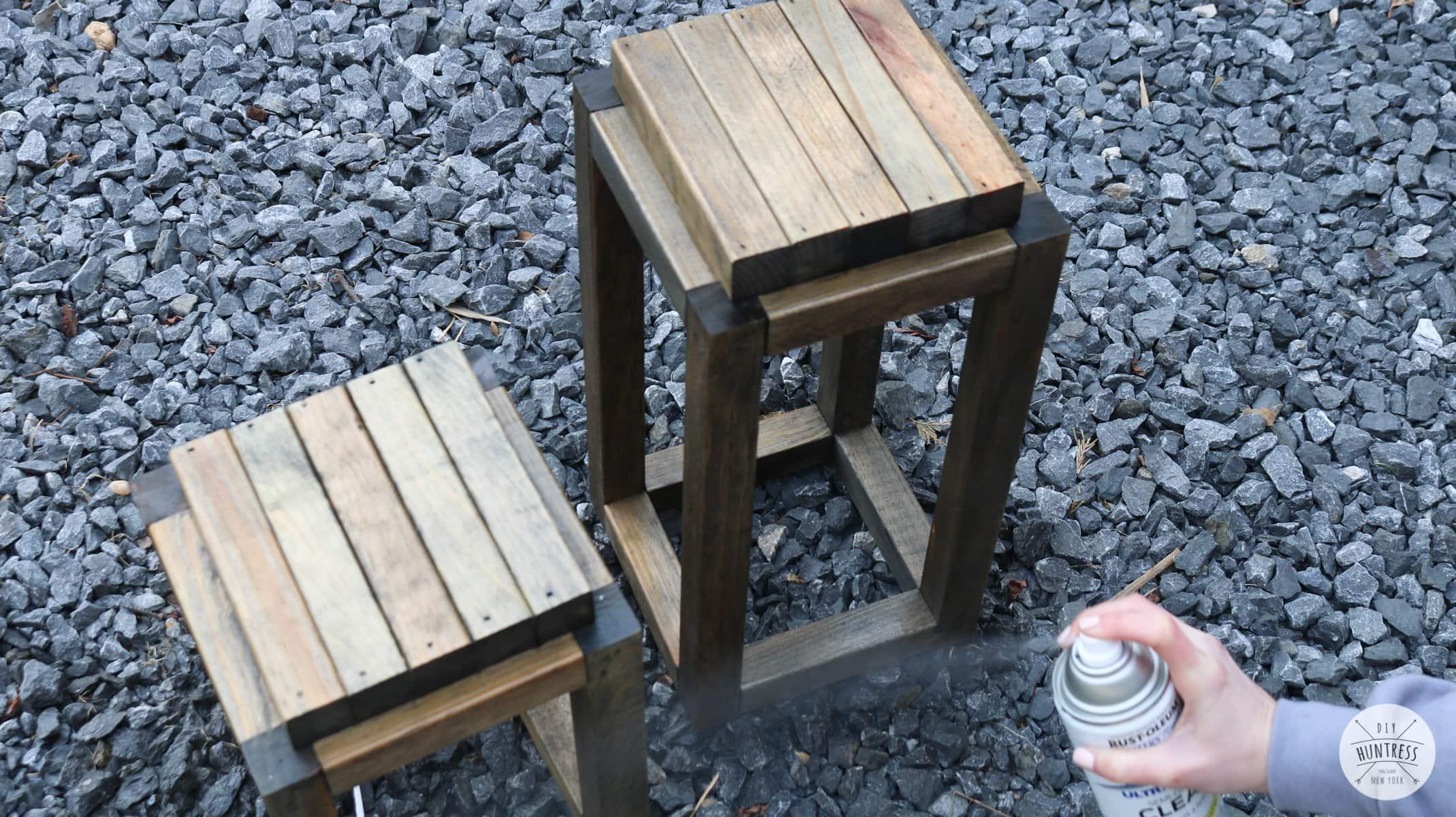 how to waterproof outdoor wood
